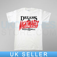 DREAMCHASERS MEEK MILL DREAMS AND NIGHTMARES YMCMB  MMG ROSS T SHIRT