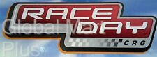 2005 Race Day CSG CRG Car Constructible Strategy Game Track Map NASCAR Wizkids