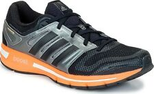 NEW MENS ADIDAS REVENERGY MESH TRAINERS RUNNING SHOES BLACK  UK 8  RRP £85