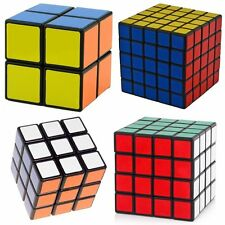 2 3 4 5 layers speed magic cube puzzle twist adult game match children gift toys