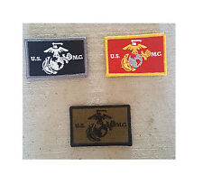 SOG NYLON Patch - USMC Marine Corps - USMC Logo - See Listing Color Variations