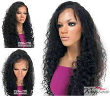 Silk Top Curly Wigs Human Hair Lace Front Wigs Glueless Best Brazilian Remy Hair