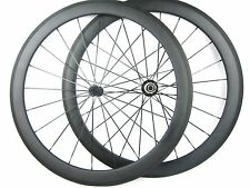 23mm width carbon fiber bike 60mm tubular wheels carbon wheels for shimano
