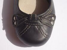 New Womens Supersoft Diana Ferrari Leather Shoe/Work Black Sz 6/7/8/9/10/11/12