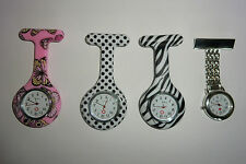 Latest design nurse watches - traditional to funky