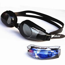 Water Sports Eyewear Adult Unisex Waterproof Anti-fog Swimming Goggles Glasses