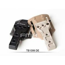 New FMA Tactical Tan CB Brown Holster Extender GRT for MOLLE