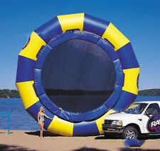 5M(16') Diameter Inflatable Water Trampoline Bounce Swim Platform Lake Toy SALE!