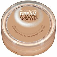 Maybelline Dream Smooth Mousse Ultra Hydrating Foundation - Select Your Shade