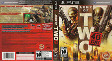 Army of Two: The 40th Day (PS3 Playstation 3)