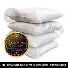 New Luxury Cushion Pads Hollowfibre Inserts,Fillers, Inners