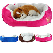 Super Soft Pet Bed Sofa House Warm Mat Cushion  for Cat Dog Puppy Sofa Couch