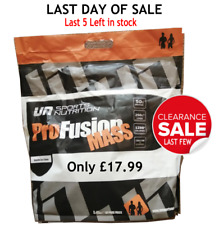 UN Sports Nutrition ProFusion Mass Gainer  5.45KG Strawberry Vanilla Chocolate
