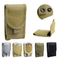 "Belt Pouch Bum Bag Army Combat Travel Utility Bags For 4.7"" iPhone 6/6S"