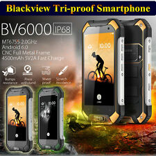 Blackview BV6000 Unlocked Android6.0 8Core 4G Mobile Phone Smartphone Fr Outdoor