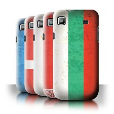 STUFF4 Back Case/Cover/Skin for Samsung Galaxy S/I9000/European Flag