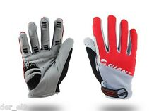 Giant Pro Cycling Gloves Full Finger bicycle Mountain bike Sport breathable MTB