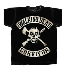 The Walking Dead - Survivor T Shirt - New Official Licensed Item *SALE PRICE