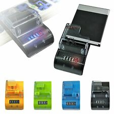 4X  LCD Universal Mobile Cell Phone Camera Wall Travel Battery Charger& USB Port