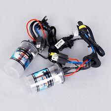 2x Car 35W/55W HID Xenon Headlight Head Light H4-2 Bulbs High-Xenon Low-Halogen