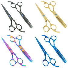 JP440C 5.5Inch/6.0Inch Cutting Scissors&Thinning Scissors Hair Shears for Barber
