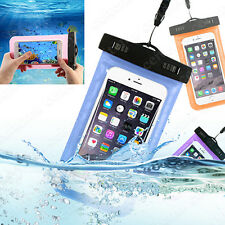 Waterproof Cell Phone Pouch Underwater Dry Bag Case Cover for iPhone Cell Phones