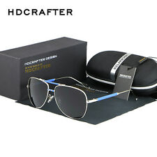Mens Casual Business Polarized Driving Sunglasses Brand Designer Shades Goggles