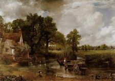 John Constable: The Haywain. Art Poster/Print (100201)