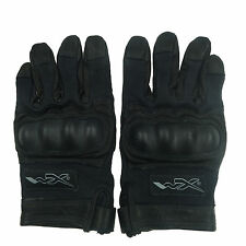 Wiley X Team Soldier CAG-1 USA Combat Gloves 40% Kevlar 50% Leather