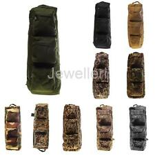 MOLLE System Nylon Tactical Backpack Miltary Shoulder Bags Outdoor Messenger Bag