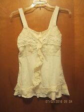 Womens/ Juniors tank top lot size meduim-large. Vanity & Maurices very cute!