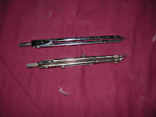 K&E DRAFTING COMPASS AND DIVIDER, VINTAGE  DRAFTING EQUIPMENT