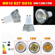 3/4/7/9 W GU10 LED Bulbs SMD COB Lamp Spot Spotlight Cool /Warm White Light