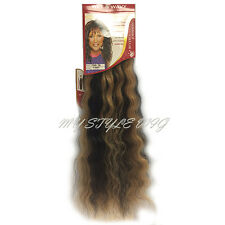 BEVERLY JOHNSON Human Braid - FRBR WET N WAVY BULK 18""