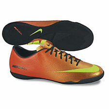 Nike Mens' Mercurial Victory IV IC Indoor Soccer Shoes Cleats 555614-778