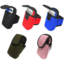 Running Biking Sports Armband Case Cover Bag For Samsung Galaxy Note 5 4 3 2 S7