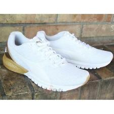 Shoes Puma Ignite Dual GOLD 189153 01 Woman Run Gym White Gold Limited Edition