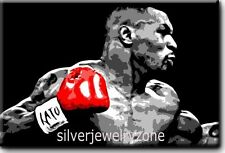 mike tyson pop art oil painting on canvas hand painted