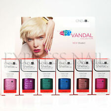 CND SHELLAC UV Gel Polish .25 oz / 7.3 ml Art Vandal 2016 Spring SHELLAC