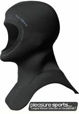 NeoSport 7mm dive hood Super Stretch Cold Water Neoprene NEW Sealed Hood VENTED