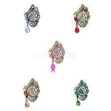 Beautiful Rhinestone Butterfly Brooch/Pin Woman Fashion Jewelry Party Wear Gift