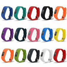 Fitness Silicone Watch Band Wrist Strap Bracelet For Garmin vivofit 3 Tracker