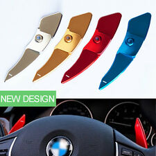 Steering Wheel Paddles DSG Paddle Shifter Extension for 2011-2015 BMW 5 Series
