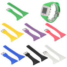 Sporrt Silicone Rubber Watch Band Wrist Strap for Polar FT4 FT7 FT Fitness Watch