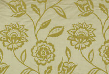 Ashley Wilde Edina Floral Furnishing Curtain Upholstery Fabric - Mimosa