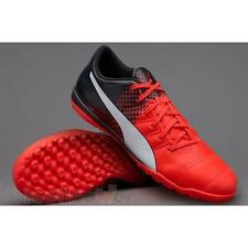 Shoes Puma evoSpeed 4.3 Tricks TT 103588 03 man sneakers Football Black Red