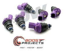 DeatschWerks 93-98 Skyline / RB25DET / 90-96 300zx 740cc Side Feed Injectors