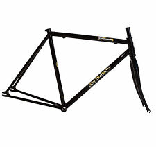 Blue Murder - Steamhammer Fixie Frame & Fork BLACK (Fixed Bicycle/Bike)