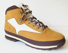 Timberland Men's Euro Hiker Wheat Ivory Hiking Boots Style 6528A