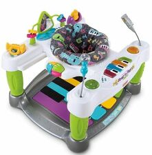 fisher price V4357 mattel baby activity gym center musical piano walker play mat